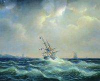 Море в непогоду