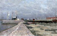 Петербургский Морской канал