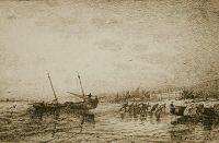 Порт Алассио. Вечер