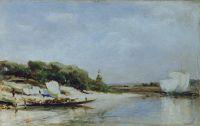 Река Сура. Полдень