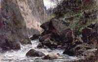 Река Тамина. Рагац