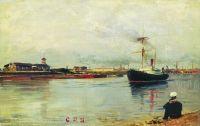 Санкт-Петербург. Морской канал