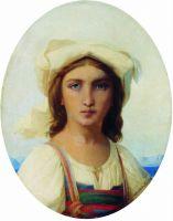 Итальянка