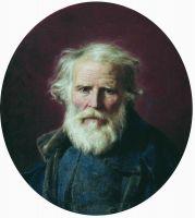 Портрет отца художника