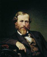 Портрет художника К.Д. Флавицкого