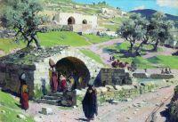 Источник девы Марии в Назарете