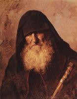 Палестинский монах