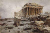 Парфенон. Храм Афины-Парфенос
