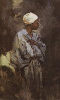 Погонщик ослов в Каире