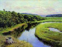 Река Клязьма. Жуковка