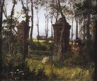 Старые ворота. Вель. Нормандия