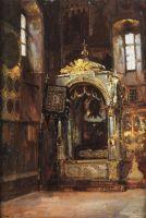 Успенский собор. Рака митрополита Ионы