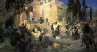 Христос и грешница (Кто без греха)