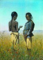 Дети племени солонов