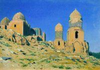 Мавзолей Шах-и-Зинда в Самарканде