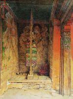 Молитвенная машина буддистов