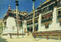 Монастырь Хемис в Ладаке