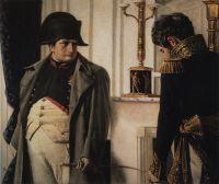 Наполеон и маршал Лористон (Мир во что бы то ни стало)