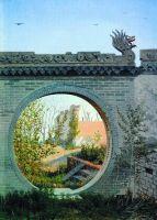 Садовая калитка в Чугучаке