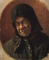 Старуха-нищенка девяносто шести лет