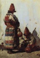 Узбек, старшина (аксакал) деревни Ходжагент