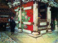 Шинтоистский храм в Никко
