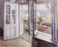 Балкон в Крыму
