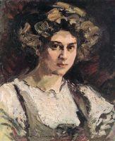 Портрет Надежды Ивановны Комаровской