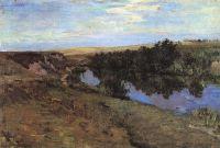 Речка в Меньшове