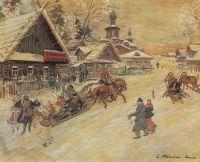 Россия. Праздничное гулянье
