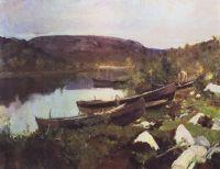Ручей Святого Трифона в Печенге