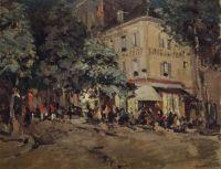 Улица в Виши