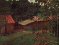 Красные крыши