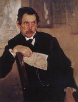 Портрет А.В.Касьянова.