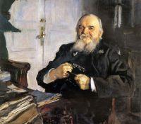 Портрет А.Н.Турчанинова.