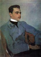 Портрет гр. Н.Ф.Сумарокова-Эльстон.