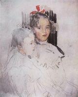 Портрет детей С.С.Боткина.