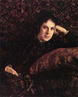Портрет Е.Н.Чоколовой.