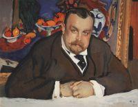 Портрет И.А.Морозова.