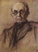 Портрет К.П.Победоносцева.