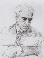 Портрет К.С.Станиславского.