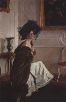 Портрет княгини О.К.Орловой.