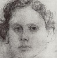 Портрет О.Ф.Трубниковой.