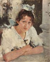 Портрет П.А.Мамонтовой.