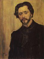 Портрет писателя Л.Н.Андреева.