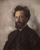 Портрет С.П.Чоколова.