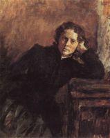 У окна. Портрет О.Ф.Трубниковой.