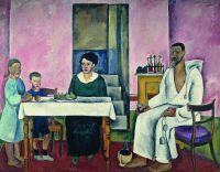 Семейный портрет (Сиенский).
