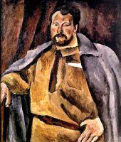 Портрет историка Николая Александровича Гейнике.