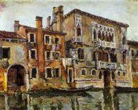 Венеция. Дом Тинторетто.